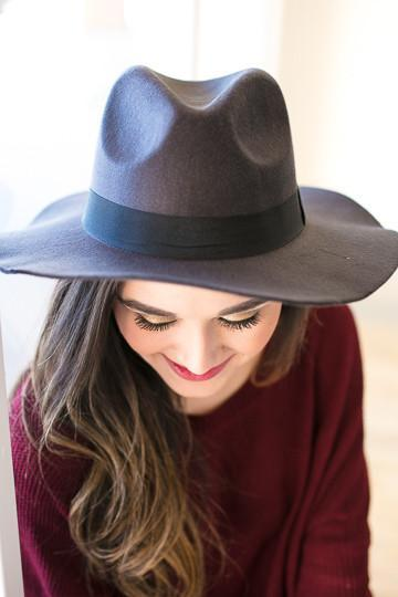 Accessories Tip of the Hat Floppy Fedora - Lotus Boutique
