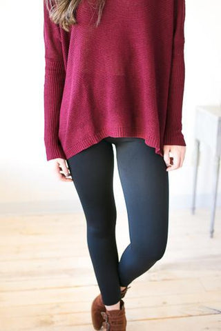 Ready to Rock Fleece Lined Leggings