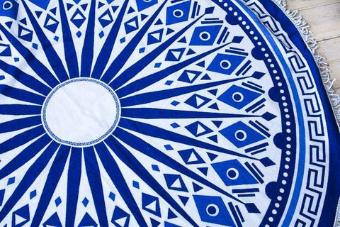 Lucy in the Sky Roundie Towel