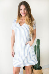 Natural Passion Dress with Pockets