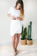 Boss Babe Envelope Skirt Set