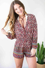 Best Version Boho Romper