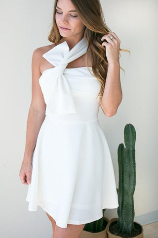 Tie the Knot Fit and Flare Dress