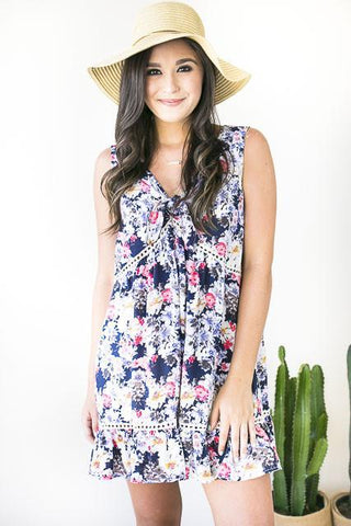 Old Friend Floral SunDress
