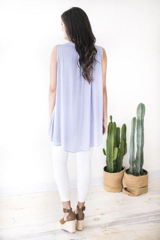 Lovely Soul Pleated Tunic
