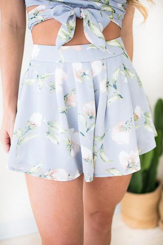 Get Close Matching Set - SHORTS