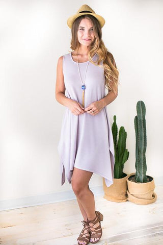 Block Party Sharkbite Tunic Dress