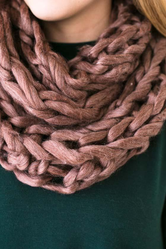 Accessories - Don't Be A Yarn Chunky Scarf