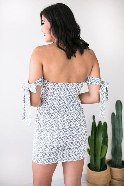 Dresses - Cancun Bow Cut Out Dress