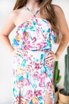 Dresses Walking On A Dream Floral Maxi Dress - Lotus Boutique