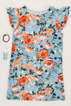 Floral Dress Set - Large