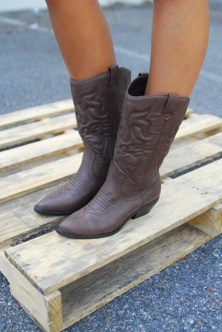 Shoes - A Roadtrip To Remember Cowboy Boots