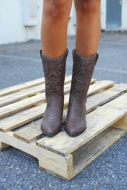 Shoes A Roadtrip to Remember Cowboy Boots - Lotus Boutique