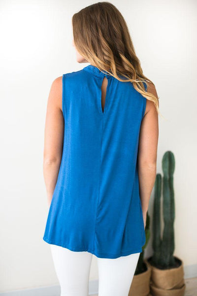 Tops - It's Ok To Be Picky Sleeveless Tunic