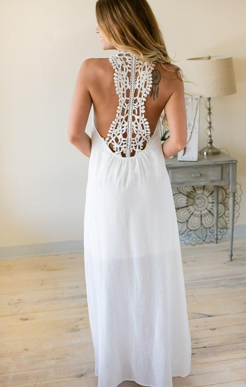 Dresses Gypsy Soul Maxi Dress - Lotus Boutique