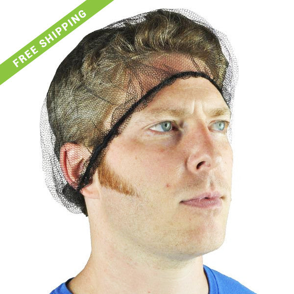 Disposable Plus Durable Honeycomb Nylon Hairnets