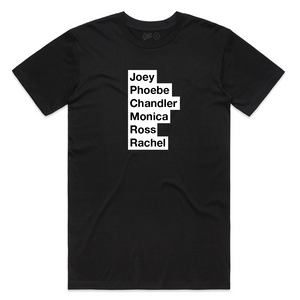 Friends Name Highlight Shirt