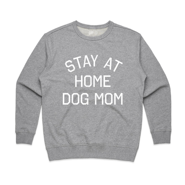 Stay at Home Dog Mom Fleece