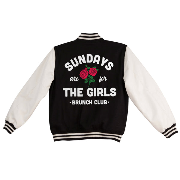 Sundays are for The Girls Jacket
