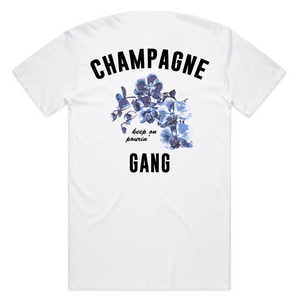 Champagne Gang Orchid Solid Shirt
