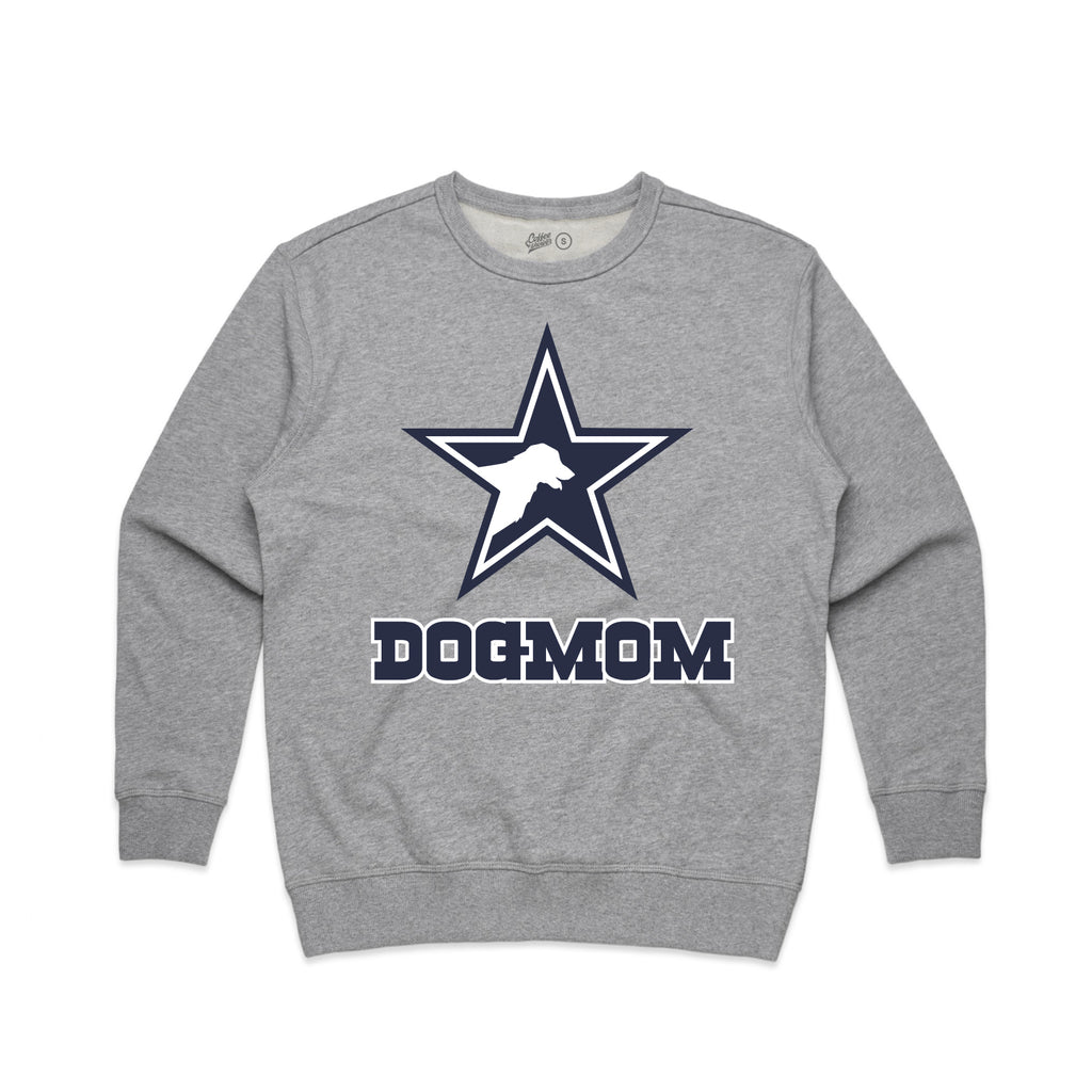 Dallas Dog Mom Fleece