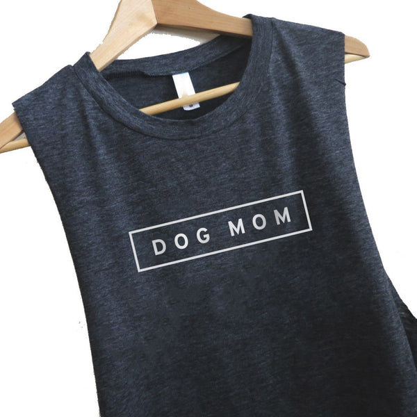 Dog Mom Muscle Tee