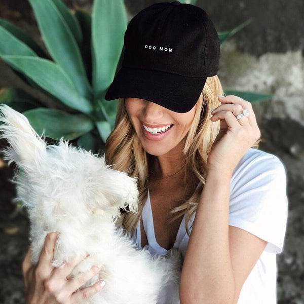 "Dog Mom ""Dad Hat"""