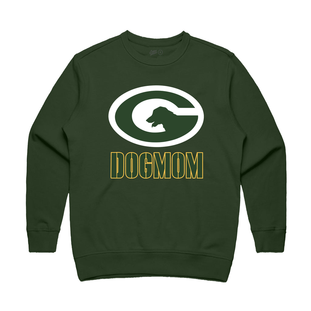 Green Bay Dog Mom Fleece