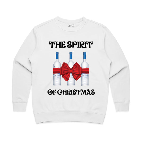 The Spirit of Christmas Fleece