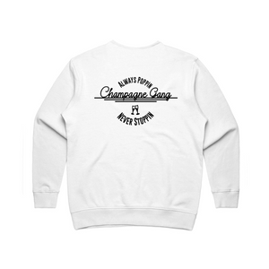 Champagne Gang Vintage Fleece