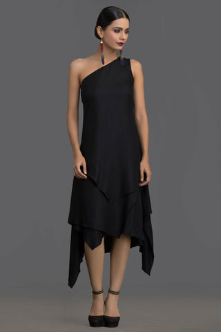 Black Dream Dweller Dress
