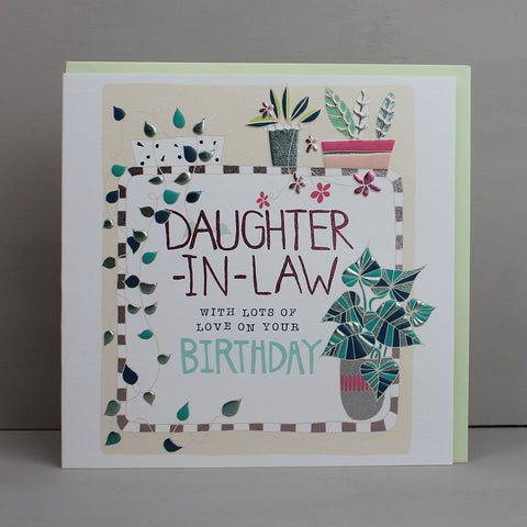 Birthday Daughter in Law (AB04)