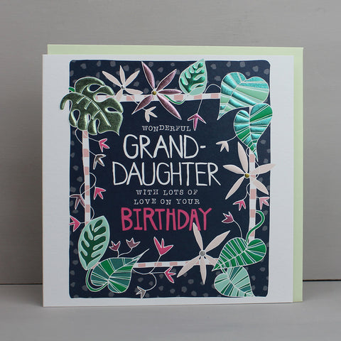 Birthday Granddaughter (AB05)