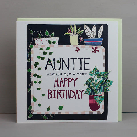 Birthday Auntie (AB08)