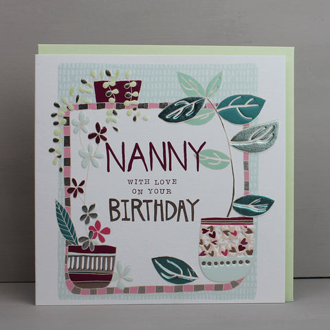 Birthday Nanny (AB12)
