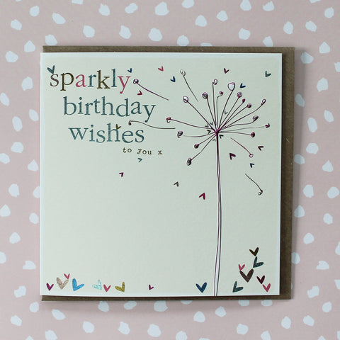 Sparkly Birthday Wishes (CB105)