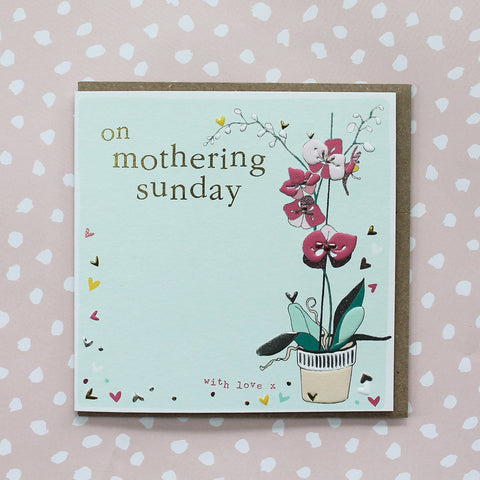 On Mothering Sunday (CB124)