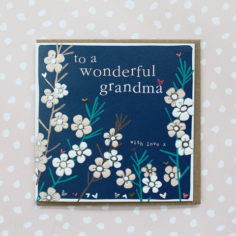 To a wonderful Grandma (CB131)