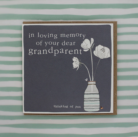 In loving memory of your grandparent (CB153)