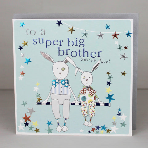 To a super big brother (CB40)