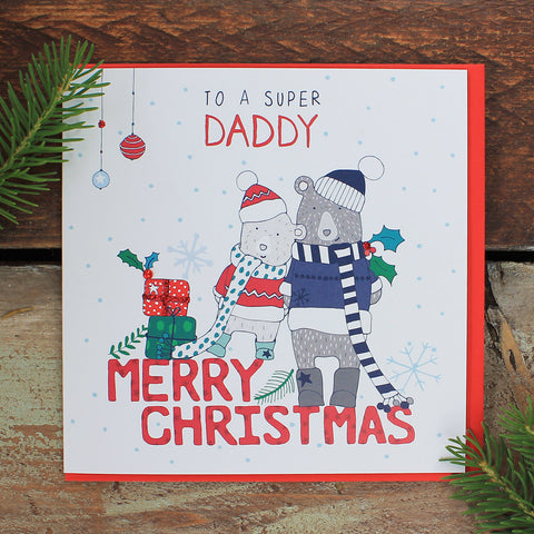 Daddy - Happy Christmas (FH02)