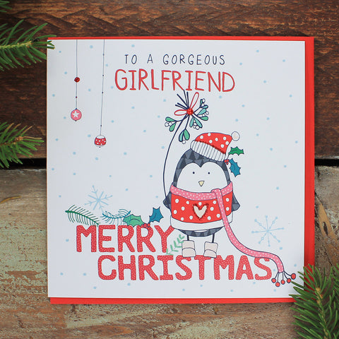 Girlfriend - Happy Christmas (FH23)