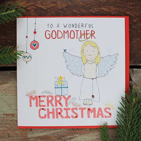 Godmother - Happy Christmas (FH35)
