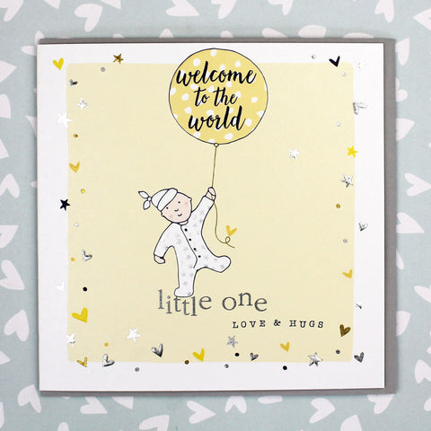New Baby Card (GC07)