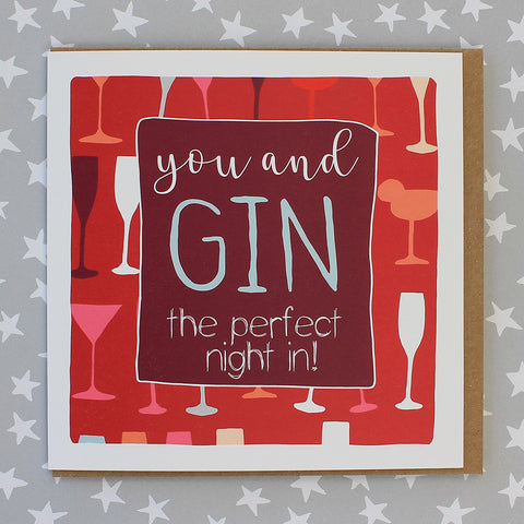 You And Gin - The Perfect Night In! (IR22)