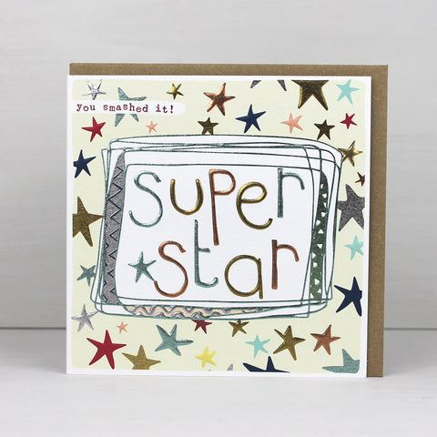 You smashed it!... super star (LF77)
