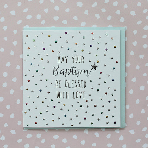 May Your Baptism Be Blessed With Love (P08)