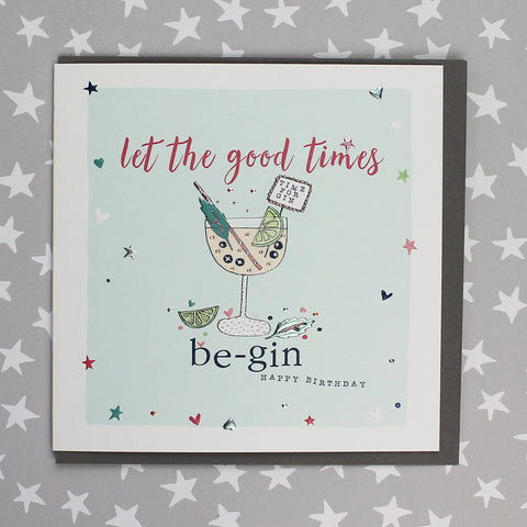 Let The Good Times Be-gin (TC15)