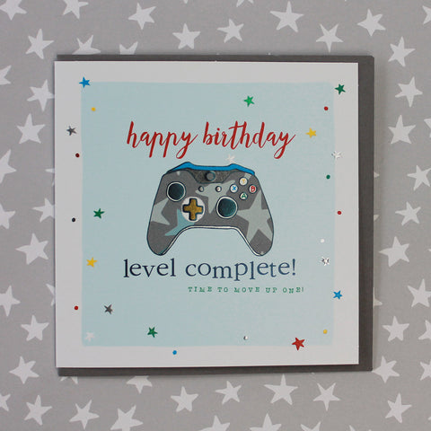 Happy Birthday - Games controller (TC53)