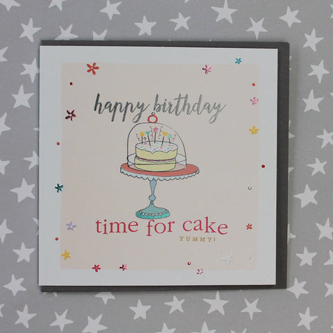 Happy Birthday - Time for cake (TC58)